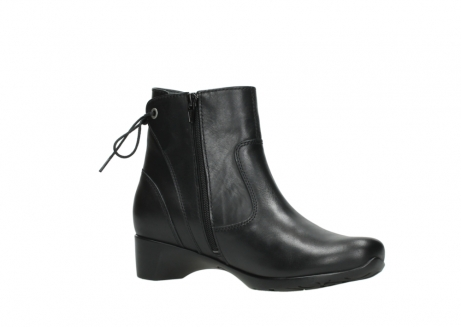 wolky ankle boots 07822 beryl 20000 black leather_15