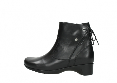 wolky ankle boots 07822 beryl 20000 black leather_2
