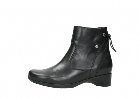 wolky ankle boots 07822 beryl 20000 black leather_24