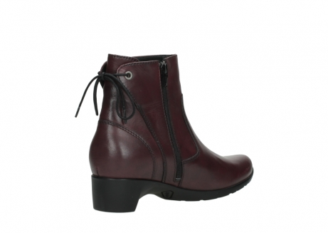 wolky ankle boots 07822 beryl 20510 bordeaux leather_10