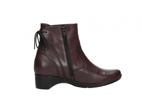 wolky ankle boots 07822 beryl 20510 bordeaux leather_12