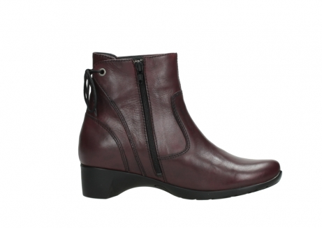 wolky ankle boots 07822 beryl 20510 bordeaux leather_13