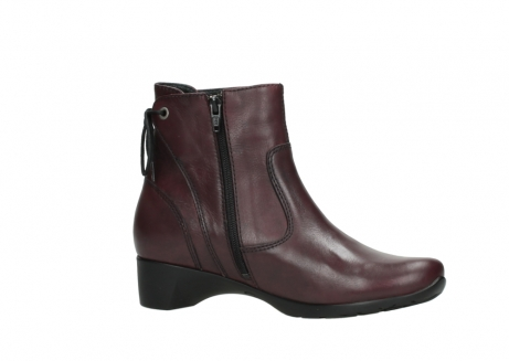 wolky ankle boots 07822 beryl 20510 bordeaux leather_14