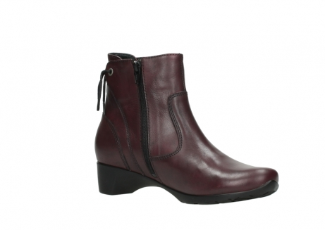 wolky ankle boots 07822 beryl 20510 bordeaux leather_15