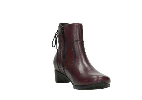 wolky ankle boots 07822 beryl 20510 bordeaux leather_17