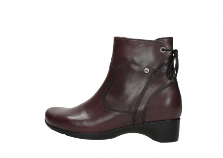 wolky ankle boots 07822 beryl 20510 bordeaux leather_2