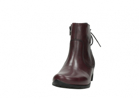 wolky bottines 07822 beryl 20510 cuir bordeaux_20