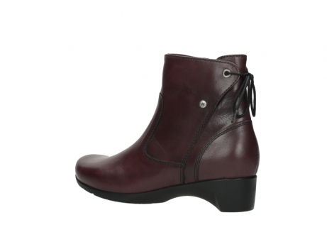 wolky ankle boots 07822 beryl 20510 bordeaux leather_3