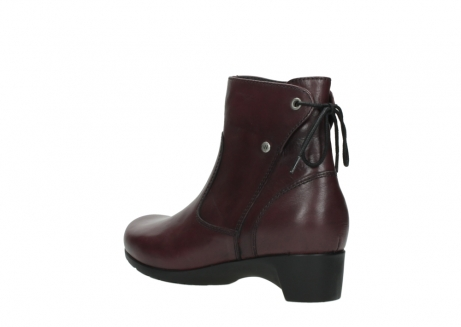 wolky ankle boots 07822 beryl 20510 bordeaux leather_4