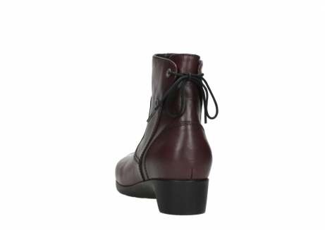 wolky ankle boots 07822 beryl 20510 bordeaux leather_6
