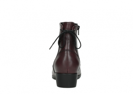 wolky ankle boots 07822 beryl 20510 bordeaux leather_7