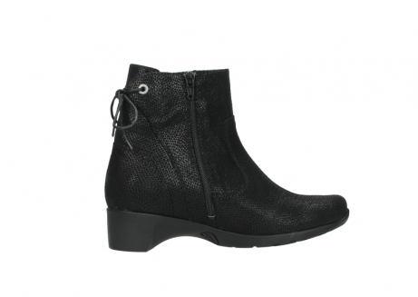 wolky ankle boots 07822 beryl 71000 black leather_12