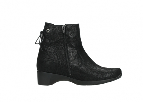 wolky ankle boots 07822 beryl 71000 black leather_13