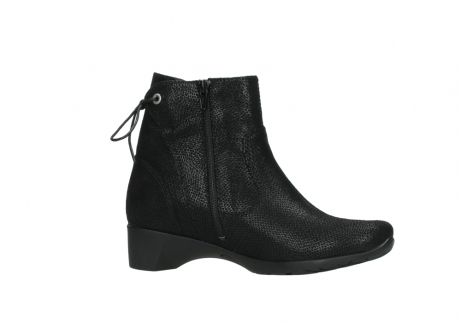 wolky ankle boots 07822 beryl 71000 black leather_14