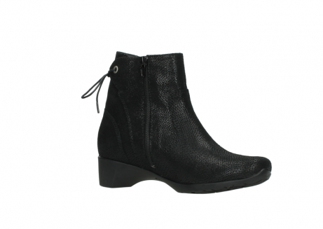 wolky ankle boots 07822 beryl 71000 black leather_15