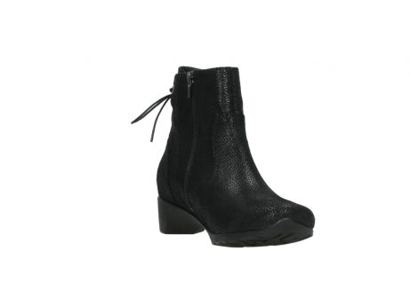 wolky ankle boots 07822 beryl 71000 black leather_17