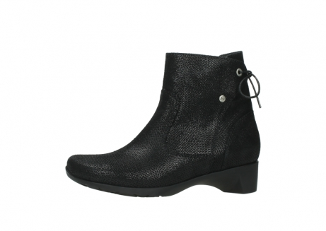 wolky ankle boots 07822 beryl 71000 black leather_24