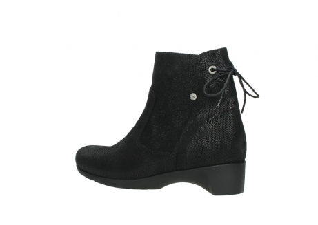 wolky ankle boots 07822 beryl 71000 black leather_3