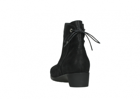 wolky ankle boots 07822 beryl 71000 black leather_6