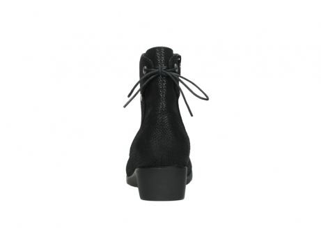 wolky ankle boots 07822 beryl 71000 black leather_7