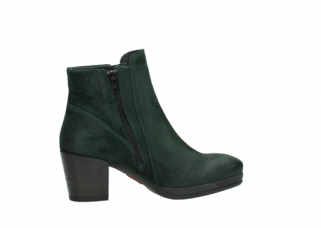 wolky ankle boots 08031 pantua 40731 forestgreen suede_12