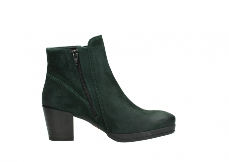 wolky ankle boots 08031 pantua 40731 forestgreen suede_13