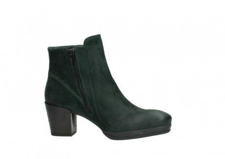 wolky ankle boots 08031 pantua 40731 forestgreen suede_14