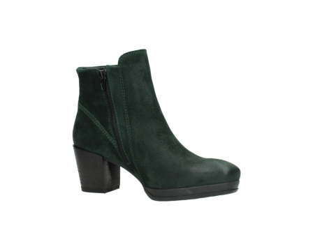wolky ankle boots 08031 pantua 40731 forestgreen suede_15