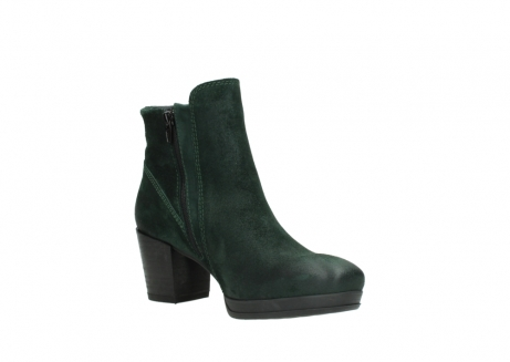 wolky ankle boots 08031 pantua 40731 forestgreen suede_16