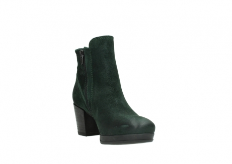 wolky ankle boots 08031 pantua 40731 forestgreen suede_17