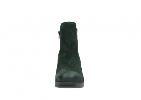 wolky ankle boots 08031 pantua 40731 forestgreen suede_19