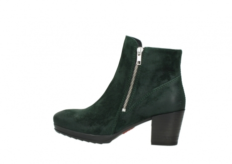 wolky ankle boots 08031 pantua 40731 forestgreen suede_2