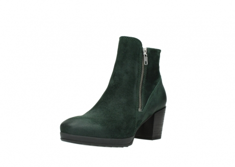 wolky ankle boots 08031 pantua 40731 forestgreen suede_22