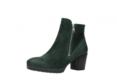wolky ankle boots 08031 pantua 40731 forestgreen suede_23