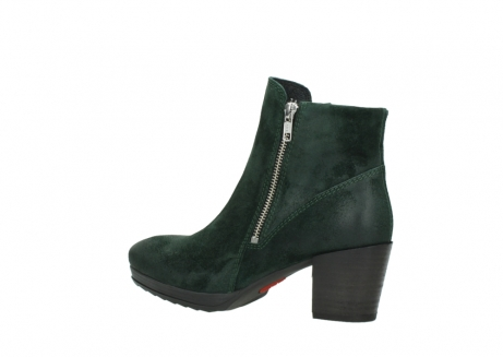 wolky ankle boots 08031 pantua 40731 forestgreen suede_3