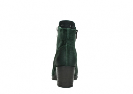 wolky ankle boots 08031 pantua 40731 forestgreen suede_7