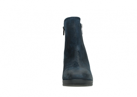 wolky ankle boots 08031 pantua 40801 blue suede_19