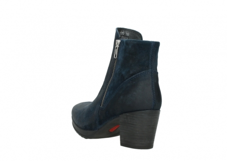 wolky ankle boots 08031 pantua 40801 blue suede_5