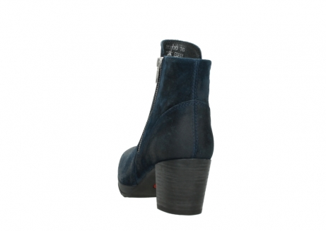 wolky ankle boots 08031 pantua 40801 blue suede_6