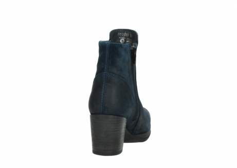 wolky ankle boots 08031 pantua 40801 blue suede_8