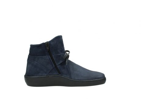 wolky bottines 08127 pharos 40801 blue suede_13