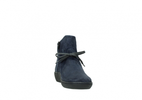 wolky ankle boots 08127 pharos 40801 blue suede_18