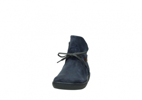 wolky bottines 08127 pharos 40801 blue suede_20