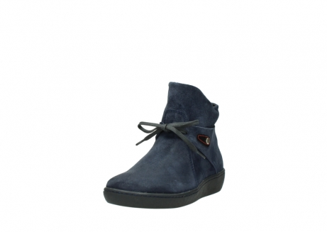 wolky bottines 08127 pharos 40801 blue suede_21