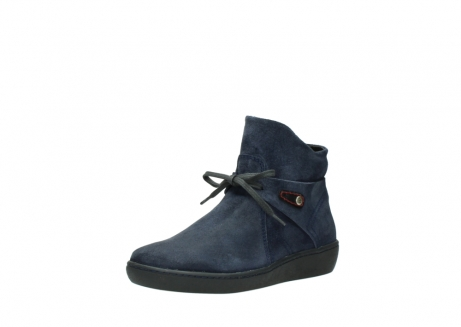 wolky bottines 08127 pharos 40801 blue suede_22