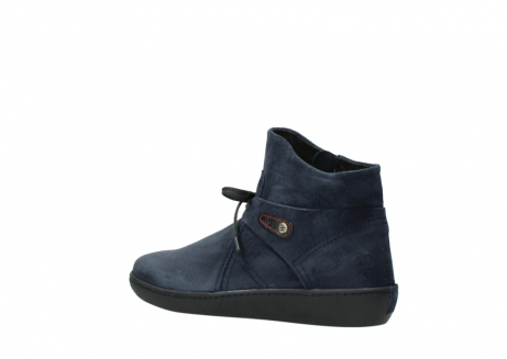 wolky bottines 08127 pharos 40801 blue suede_3
