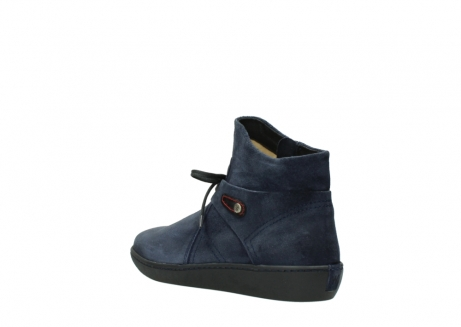 wolky bottines 08127 pharos 40801 blue suede_4