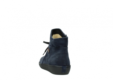 wolky bottines 08127 pharos 40801 blue suede_6