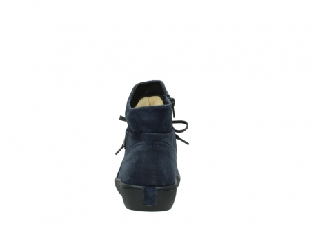wolky ankle boots 08127 pharos 40801 blue suede_7