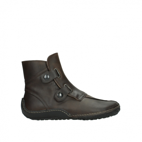 wolky bottines 08305 circle 50300 cuir marron
